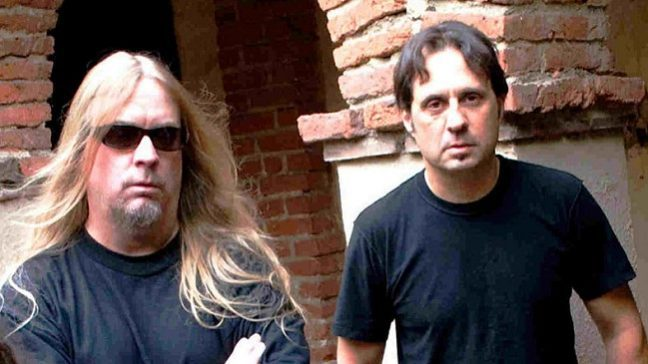 "Hannemann Lombardo - Dave Lombardo Recalls SLAYER's Defining Moment: ""Jeff Hanneman Shaved His Head & Punk Music"""