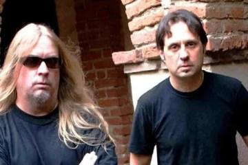 "Hannemann Lombardo - Dave Lombardo Recalls SLAYER's Defining Moment: ""Jeff Hanneman Shaved His Head & Punk Music"""