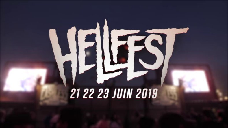 Hellfest Banner - FESTIVAL REPORT: HELLFEST OPEN AIR Announce Epic Lineup For 2019 Edition