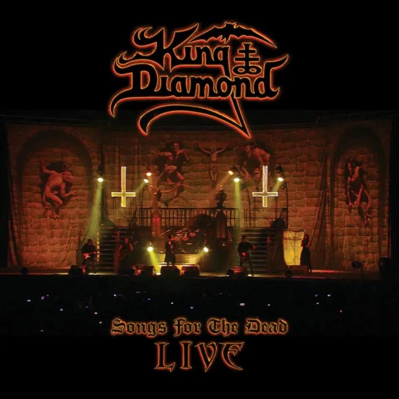 "King Diamond SftDL - DVD REVIEW: KING DIAMOND - ""Songs For The Dead Live"""