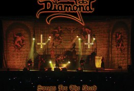 "King Diamond SftDL - DVD REVIEW: KING DIAMOND - ""Songs For The Dead Live"""