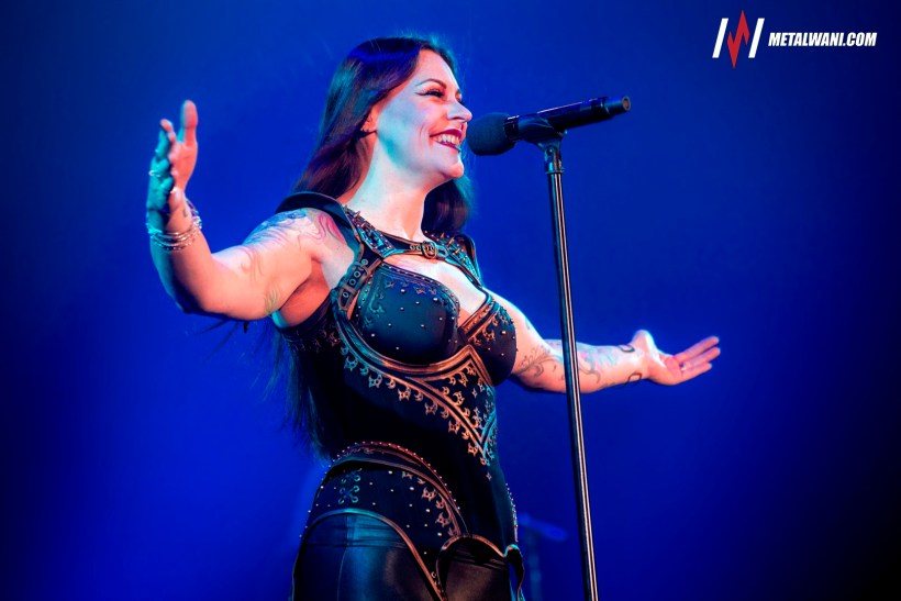 Nightwish15 - GIG REVIEW: NIGHTWISH & BEAST IN BLACK Live at The SSE Areana, Wembley, London