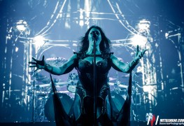 Nightwish 11 - GALLERY: Nightwish & Beast In Black Live at Schleyerhalle, Stuttgart, DE