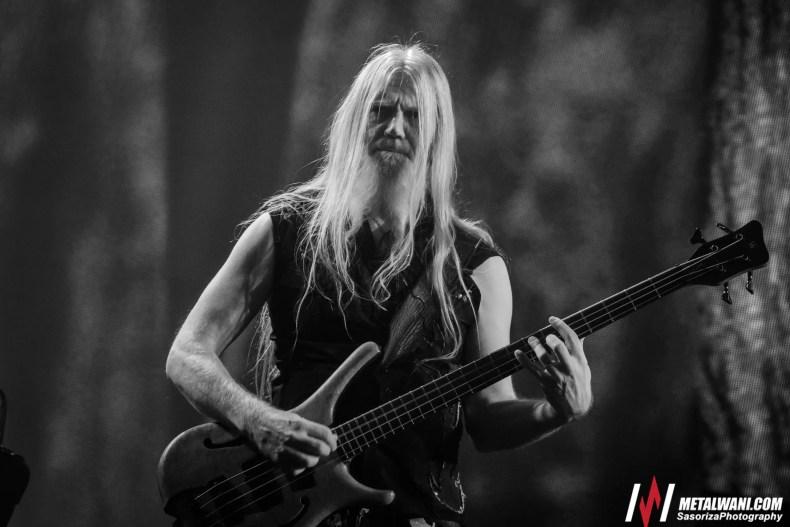 Nightwish 15 - Marko Hietala Quits NIGHTWISH; Taking A Long Break From The Music Industry