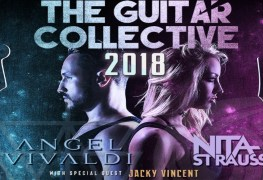 Nita ANgel - GIG REVIEW: Angel Vivaldi & Nita Strauss Live at The Loving Touch, Ferndale, MI