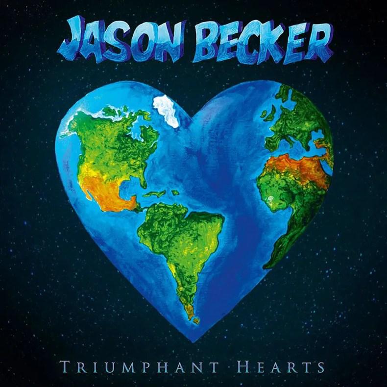 "Triumpant heart - REVIEW: JASON BECKER - ""Triumphant Hearts"""