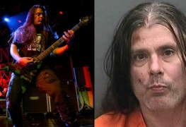 cannibal corpse pat obrien - CANNIBAL CORPSE's Pat O'Brien Called His Parents to Warn About Alien Invasion