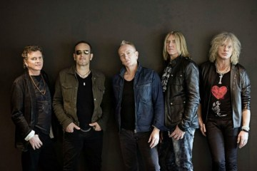def leppard - It's Official: DEF LEPPARD To Be Inducted Into ROCK AND ROLL HALL OF FAME