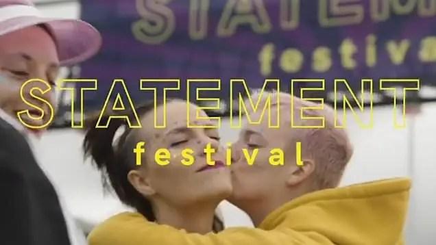 thestatementfest - Swedish 'Man-Free' Feminist Music Festival Found Guilty of Discrimination