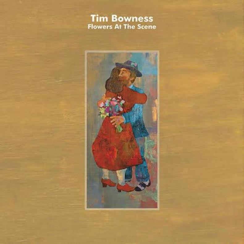 """Flowers At The Scene - REVIEW: TIM BOWNESS - """"Flowers At The Scene"""""""