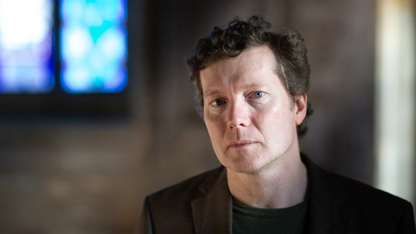 """Tim Bowness 2019 - REVIEW: TIM BOWNESS - """"Flowers At The Scene"""""""