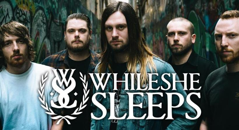 "WSS - REVIEW: WHILE SHE SLEEPS - ""So What?"""
