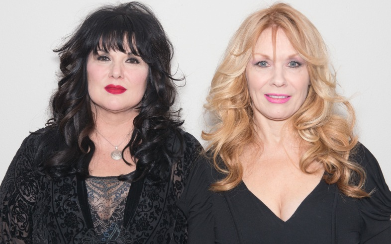 heart band reunion ann nancy wilson - HEART Returns From Hiatus After Family Drama, Announces  Comeback Tour