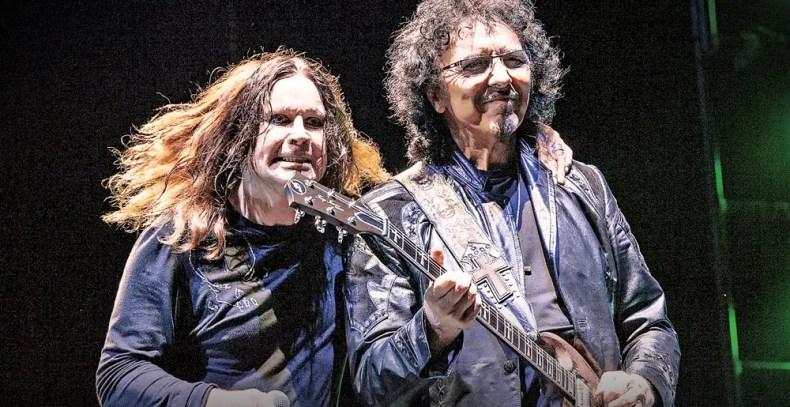 ozzy iommi - BLACK SABBATH Axeman Tony Iommi Wants OZZY OSBOURNE Back On Stage