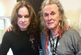 Bernie - Just In: Ex-OZZY OSBOURNE Guitarist Dead at 66