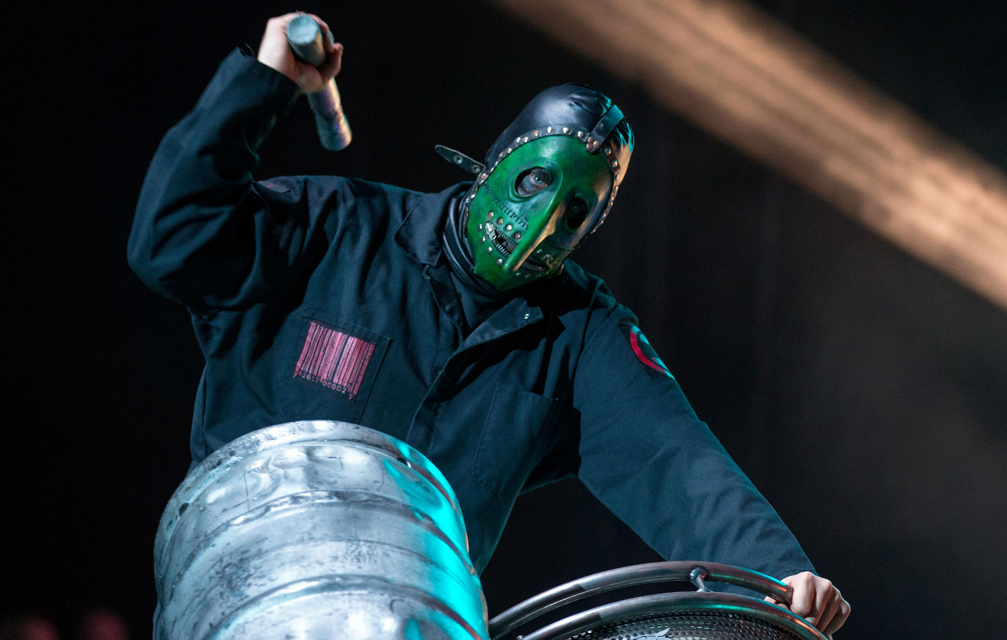 Slipknot Split With Percussionist Chris Fehn