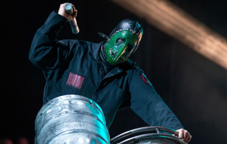 Chris Fehn - Percussionist Chris Fehn Has Been Fired From SLIPKNOT. Band Releases Complete Statement