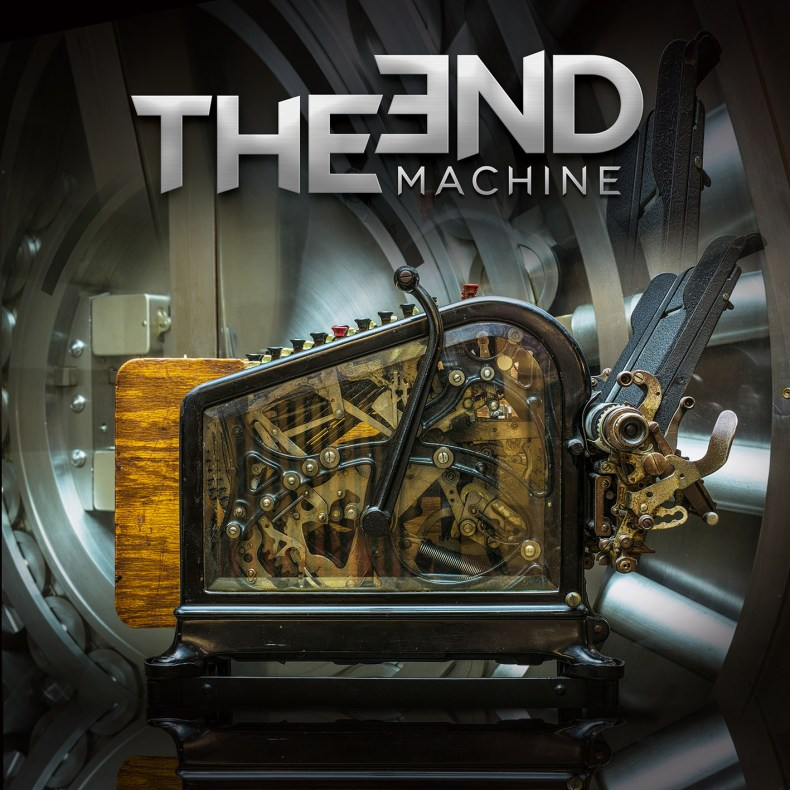 """Cover - REVIEW: THE END MACHINE - """"The End Machine"""""""