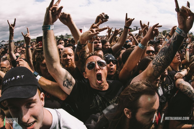Crowds 2 - Our Love Affair With Heavy Metal