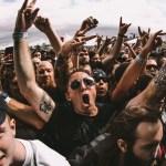 Crowds 2 - GALLERY: DOWNLOAD FESTIVAL 2019 Live at Flemington Racecourse, Melbourne