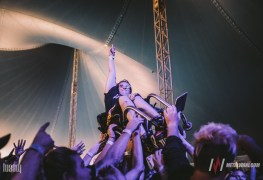 Crowds 5 - Benefits of Listening to Metal Music