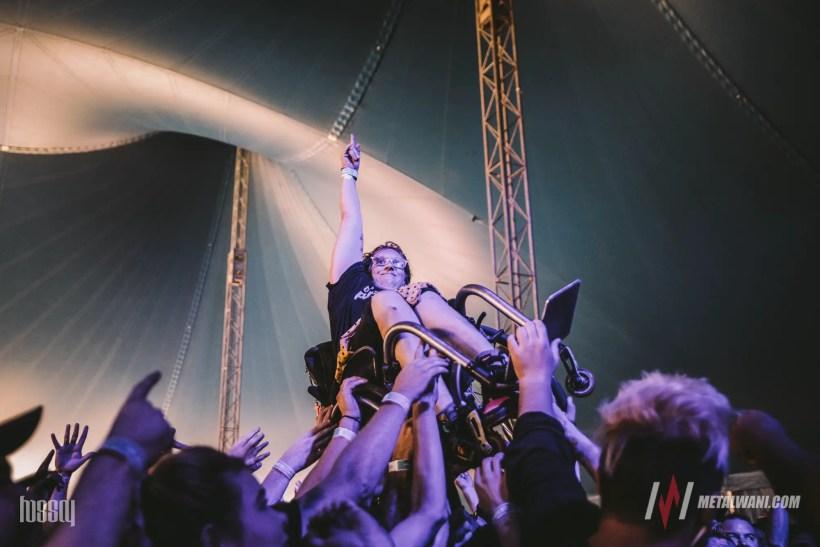 Crowds 5 - FESTIVAL REVIEW: DOWNLOAD FESTIVAL 2019 Live at Flemington Racecourse, Melbourne