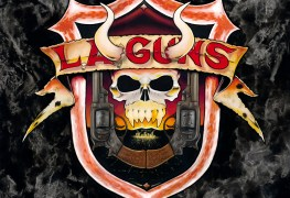 "Devil You Know - REVIEW: L.A. GUNS - ""The Devil You Know"""