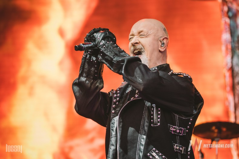 Judas Priest 8 - Rob Halford Is Unsure Who Will Play 'The Metal God' Role On Possible JUDAS PRIEST Biopic