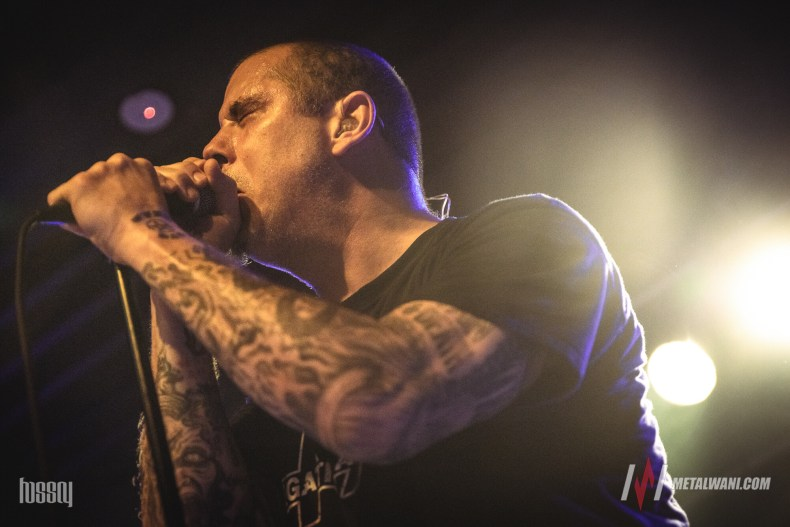 Phil Anselmo 7 - Ex-PHIL ANSELMO Guitarist Claims PANTERA Members Ripped Off EXHORDER and HELMET