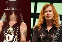 Slash Dave Mustaine - Dave Mustaine Confirms SLASH Had an Invitation to Join MEGADETH