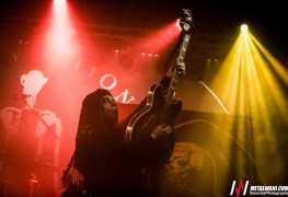 Tribulation 05 - GALLERY: Tribulation, Gaahls Wyrd & Idle Hands Live at Backstage Halle, Munich, DE
