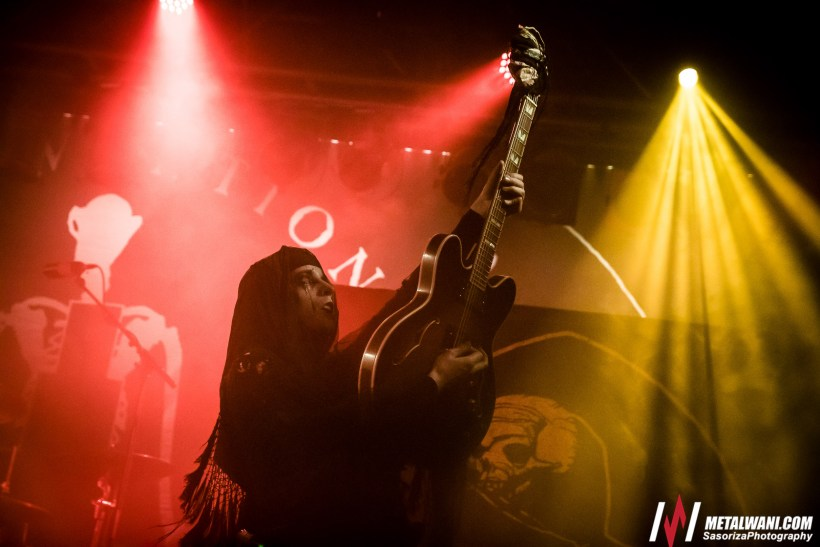 Tribulation 05 - GIG REVIEW: TRIBULATION & GAAHLS WYRD Live At Café Central, Weinheim, DE