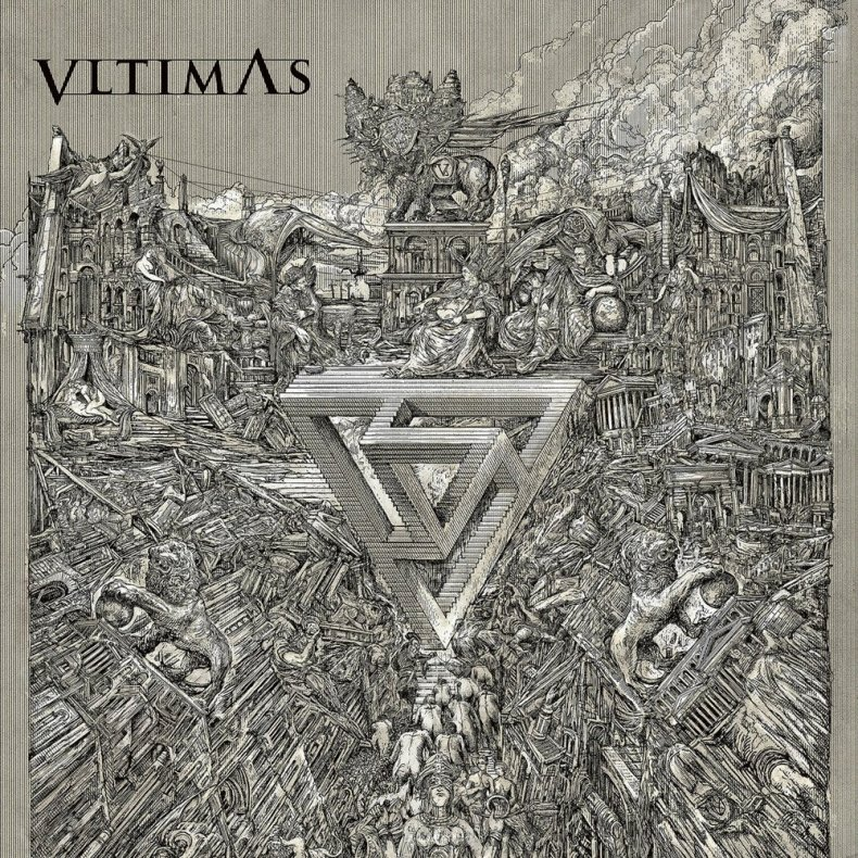 "Vltimas - REVIEW: VLTIMAS - ""Something Wicked Marches In"""