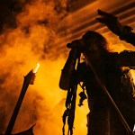 WATAIN 12 - GALLERY: Watain, Nocturnal Graves & Eskhaton Live at Max Watts, Melbourne