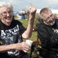 elderly metalheads - Elderly Couple Sued For Listening To Legendary IRON MAIDEN Too Loud