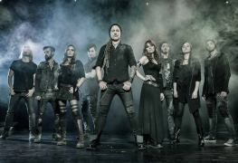 """eluveitie - INTERVIEW: ELUVEITIE's Chrigel Glanzmann on 'Ategnatos': """"It Feels Like The Most Natural Thing To Do"""""""