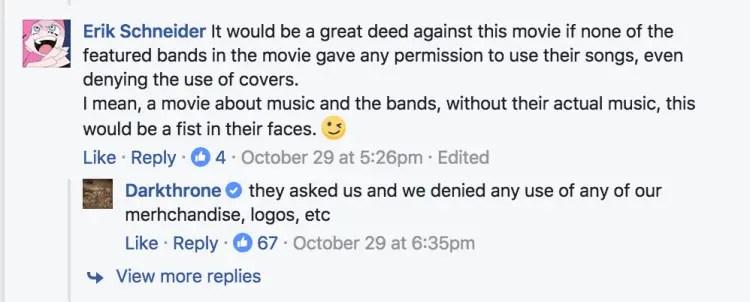 """fenriz1 - DARKTHRONE's Fenriz Slams 'Lords Of Chaos' Movie: """"Worst Idea Since Un-sliced Bread"""""""