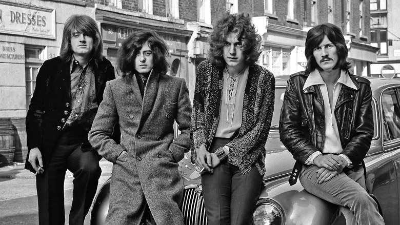 """ledzeppelin - Robert Plant on LED ZEPPELIN: """"I was Embarrassed Of Our Sound & Attitude"""""""
