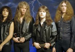 "metallica - METALLICA Members Recall CLIFF BURTON's Epic Bass Solo: ""Get Away From Me, Man - I'm About To Smash It"""