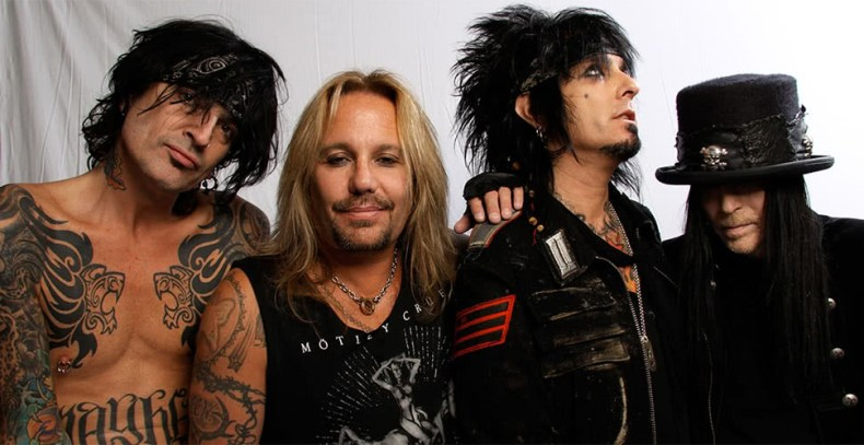 motley crue - Nikki Sixx Reveals MOTLEY CRUE To Celebrate 40th Anniversary In 2021
