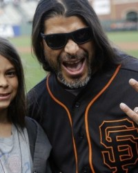 robert trujillo son - METALLICA's Bassist Says His Son Refused an Opening Slot for FOO FIGHTERS Because His Band Didn't Deserve It