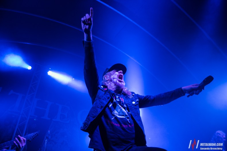 AtTheGates 25042019 1 - GALLERY: At The Gates, The Haunted & Witchery Live at Triffid, Brisbane