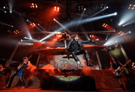 Iron Maiden - Live Report: Here's How Much Money TOOL, IRON MAIDEN, THE ROLLING STONES Are Making These Days