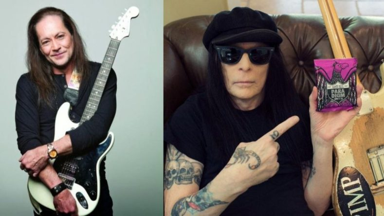 Jake E Lee Mick Mars - Jake E Lee Slams MÖTLEY CRÜE's Mick Mars; Calls Him A Racist