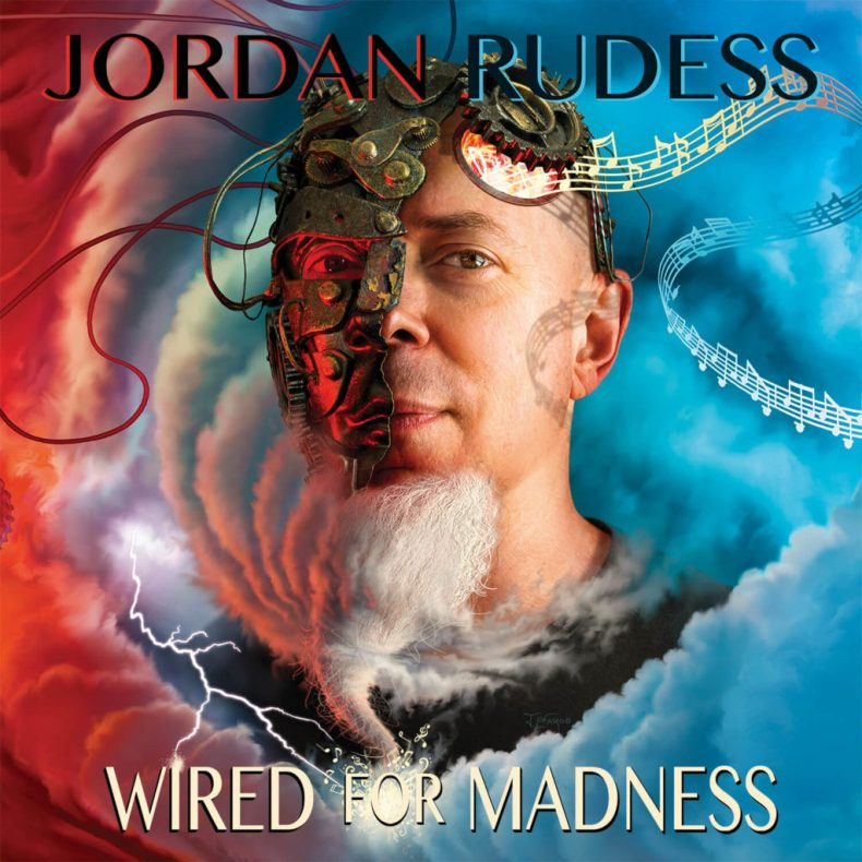 """Madness - REVIEW: JORDAN RUDESS - """"Wired For Madness"""""""
