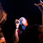 OmniumGatherum13042019 6 - GALLERY: Omnium Gatherum, Orpheus Omega, Valhalore & Darklore Live at Crowbar, Brisbane