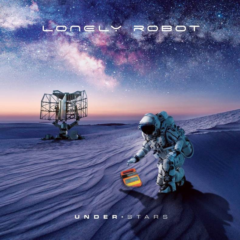 """Under Stars - REVIEW: LONELY ROBOT - """"Under Stars"""""""