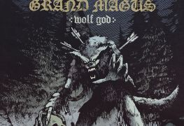 """WolfGod - REVIEW: GRAND MAGUS - """"Wolf God"""""""