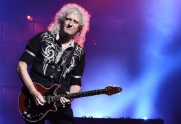 brianmay - QUEEN's Brian May Reveals The Most Beautiful Voice On The Plant; And It's Not Freddie Mercury