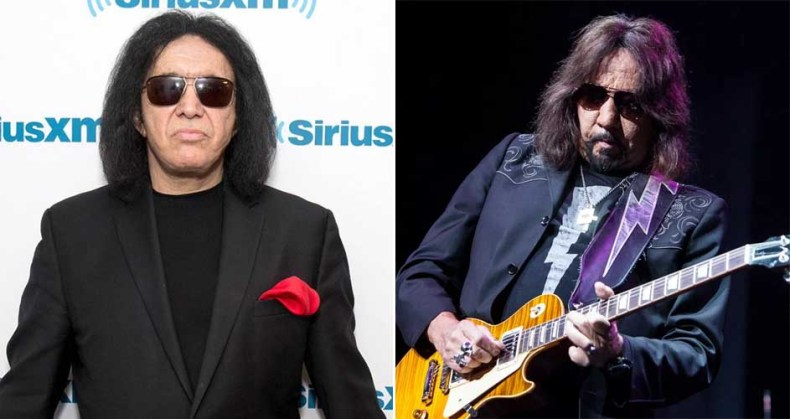 "gene simmons ace frehley - ACE FREHLEY On His Solo Debut: ""I Realized I Could Make Better Music Away From KISS Than I Could With Them"""